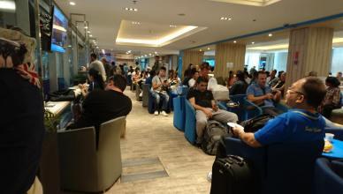 Bangkok Air Lounge