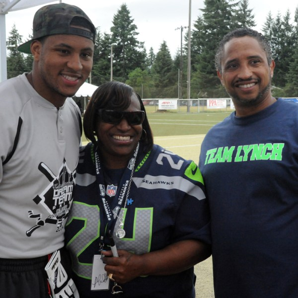 Malcolm Smith Charity Softball