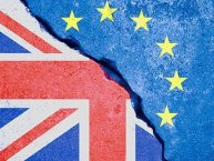 brexit flagg