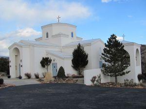 Saint Elias Greek Orthodox Church Santa Fe New Mexico