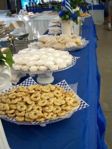 Santa Fe Greek Festival Pastries -1