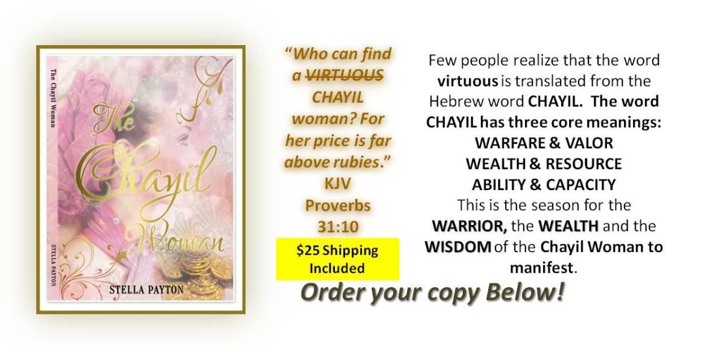 Books by Stella Chayil Woman