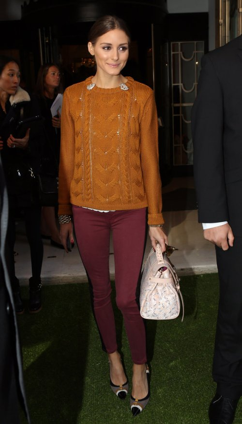 Olivia-Palermo-made-her-way-Mulberry-show
