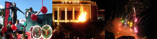 UP Centennial Celebration Kick-Off