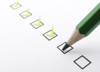 College Recommendation Letter - a Checklist