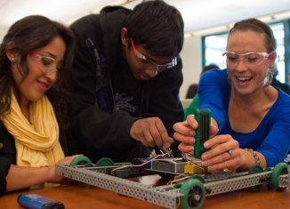 student robotics club