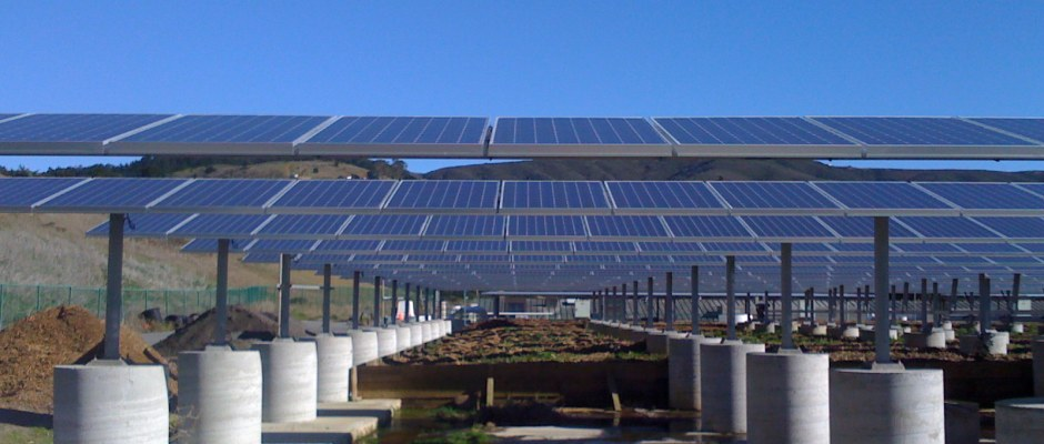 Photovoltaic_mounting_system