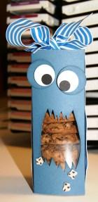Geschenkbox Kekse