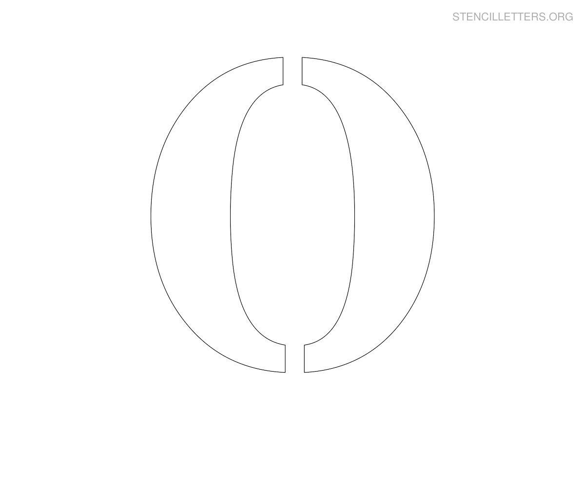 Impressive Stencil Letter Large O Stencil Letters O Printable Free O Stencils Stencil Letters Org Little O Cursive Cursive O To L baby O In Cursive