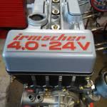 Irmscher 4,0 Motor