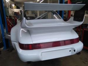 Porsche 964 RSR AUfbau