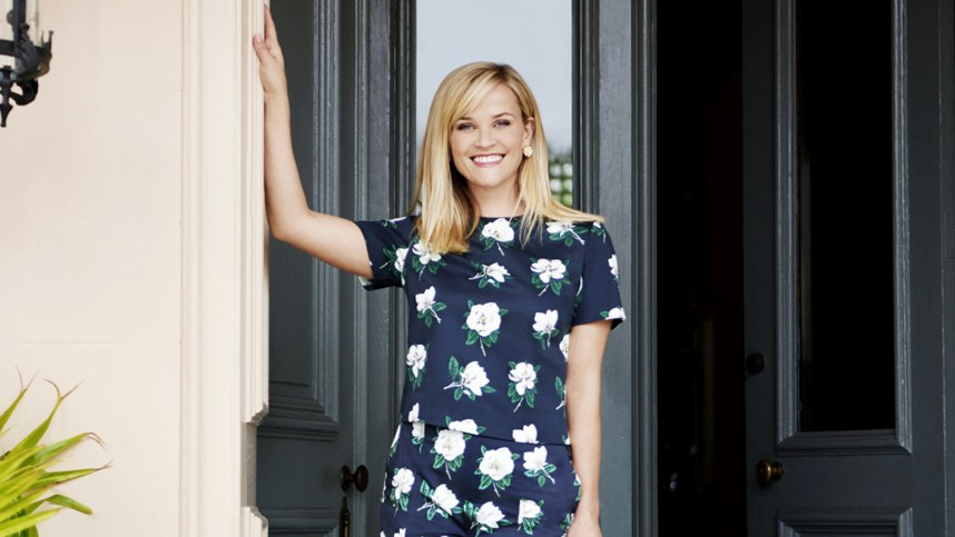Reese Witherspoon launches her new Southern-inspired lifestyle brand Draper James fashion line.