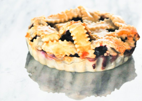 Blueberry Tart / Mini Pies