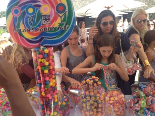 Fall 2013 Dylan's Candy Bar