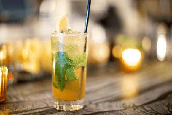 NYC Cocktails: Melon Mojito