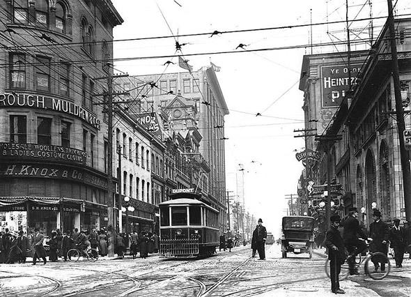 Toronto, 1910