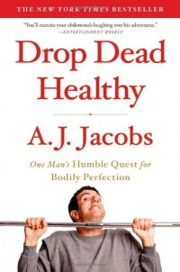 The cover of Jacobs' Drop Dead Healthy