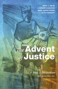 The cover of Keesmaat's The Advent of Justice
