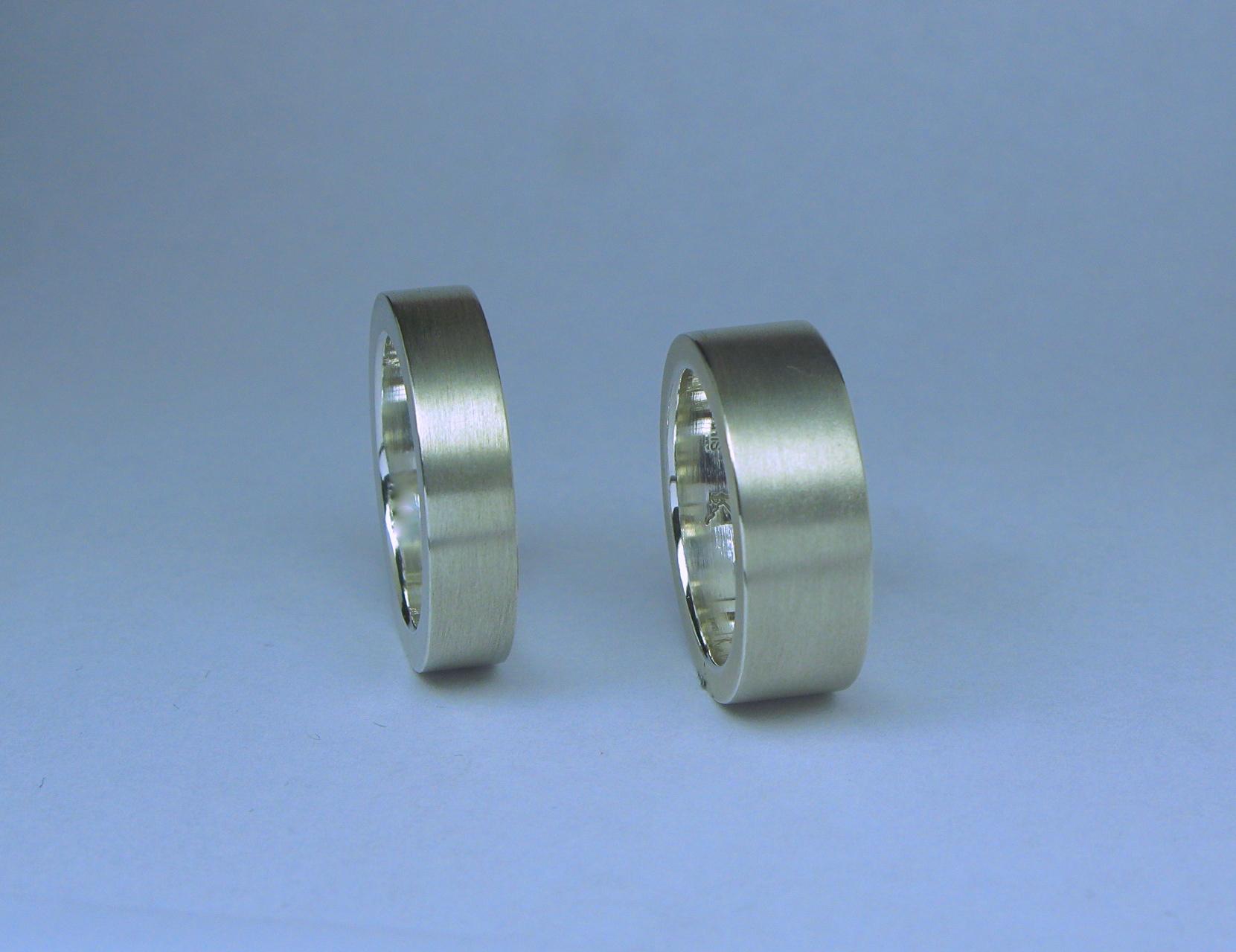 line series wedding rings for men custom wedding rings Line Series Minimalist