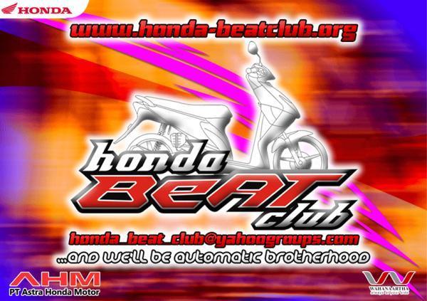 HondaBeat Logo