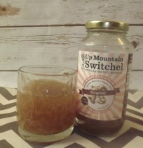 Stay Hydrated with Up Mountain Switchel.