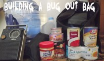 Building A Bug Out Bag