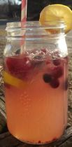 Cool Off This Summer With Mixed Berry Lemonade