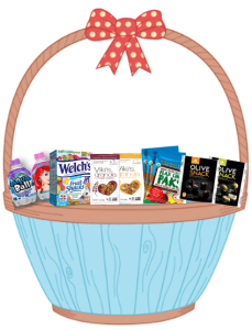 Out of the basket easter ideas stephs cheers and jeers with easter right around the corner its time to start prepping the much sought after easter baskets instead of your typical chocolate bunnies and peeps negle Image collections