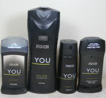 Be Bold, Be Fragrant, Be You with AXE YOU