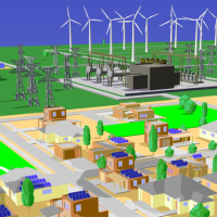 Global microgrid trends and major players in smart city energy for Africa