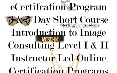 Sterling Style Academy Image Consultant & Stylist Training Programs