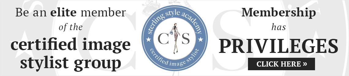 Certified Image Stylist Group Certification