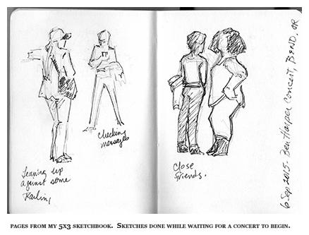 "Source drawings for Circular Conversations"""