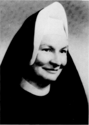 Sister Mary Kenneth Keller - First Woman in the USA to get a PhD in Computer Science. Helped develop BASIC.