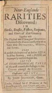 Josselyn-J-1672-New-Englands-Rarities-Discovered_Page_01