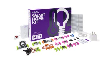 Little Bits Smart Home Kit