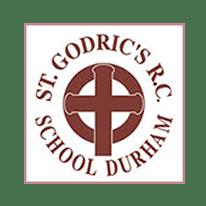 St Godric's RC Primary School logo