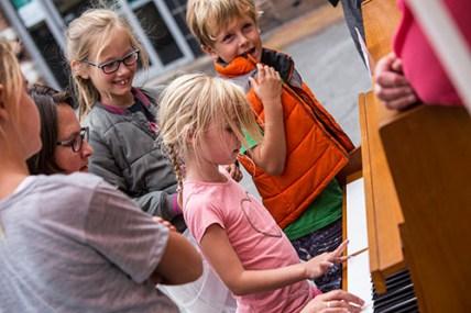 Piano spelen voor iedereen