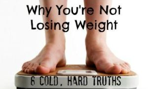 why_youre_not_losing_weight