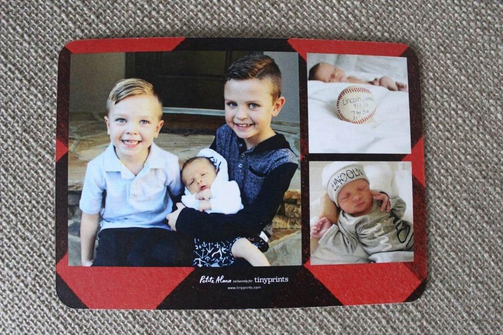 Fullsize Of Tiny Prints Christmas Cards