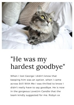 Small Of What To Say When Someone Loses A Pet