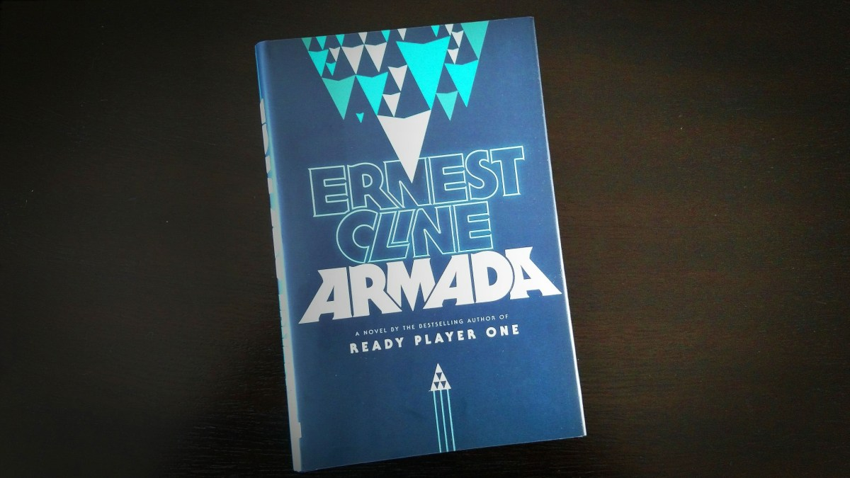 Book Review | ARMADA by Ernest Cline