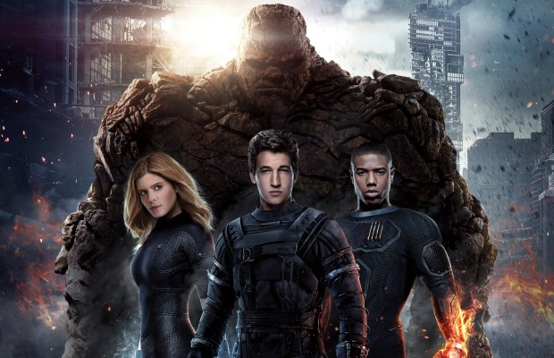 Fantastic Four Review Stimulated Boredom Dana Sciandra 2