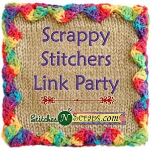 Stitches 'n' Scraps - Scrappy Stitchers Link Party