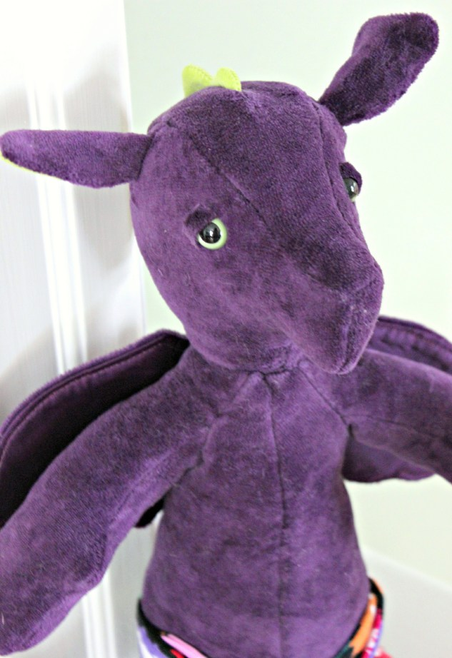 Fred the Dragon