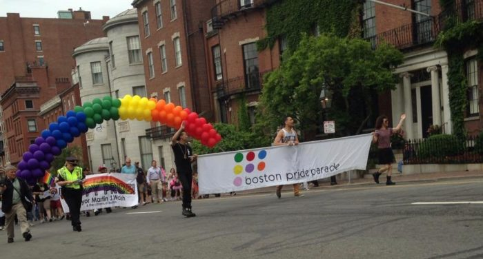 Boston Pride 2016
