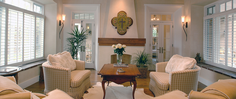 Santa Fe Charm Interior Design