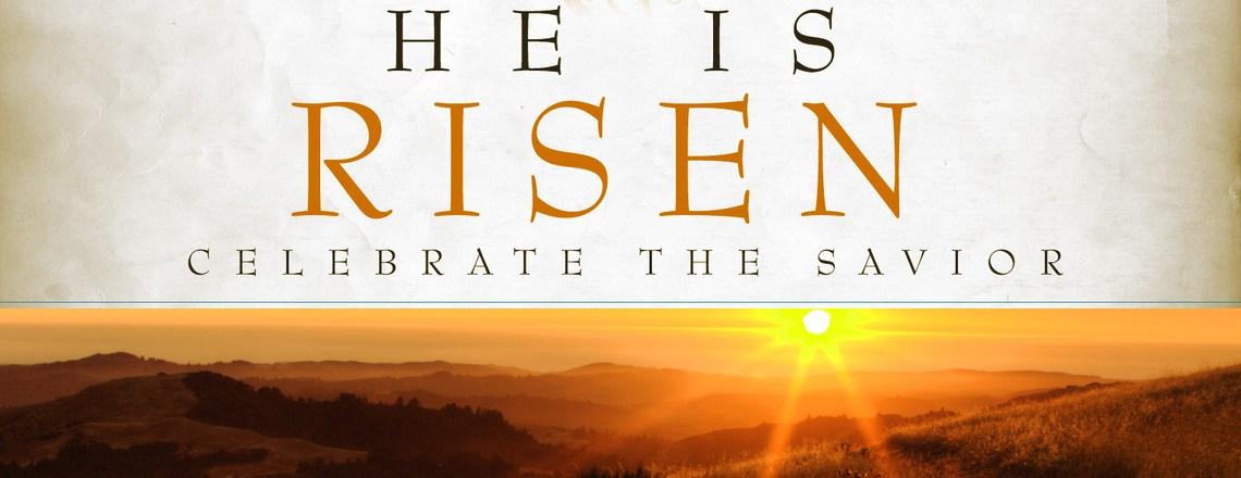 Easter Greetings from Fr. John