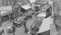 Exmouth Market in 1968. © Islington Local History Centre