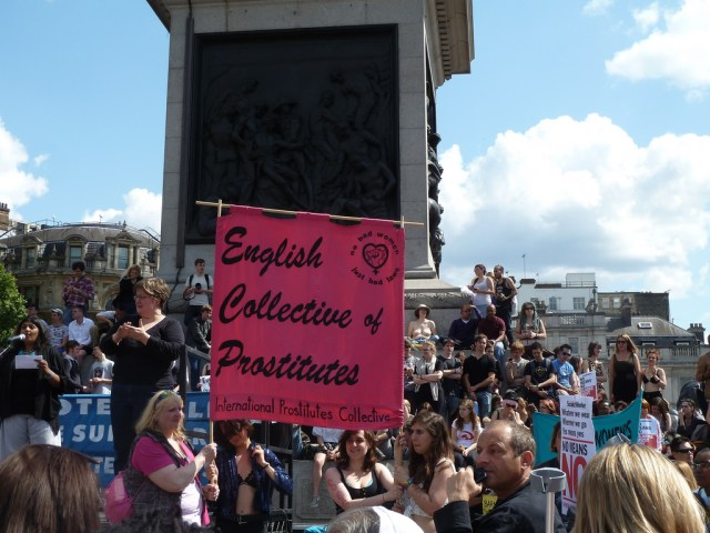 English Collective of Prostitutes via Flickr msmornington